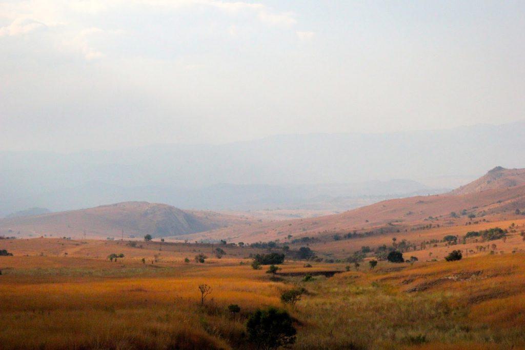 Landskap i Swaziland