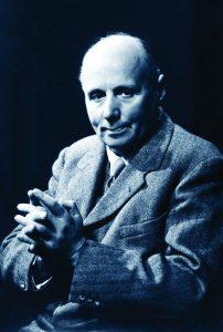 UWCs grunnlegger, Kurt Hahn