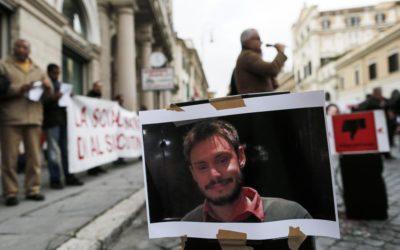 Brev til utenriksminister Børge Brende vedrørende drapet på Giulio Regeni